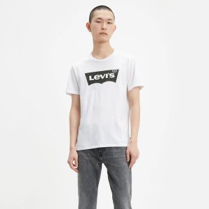 Levi's® Animal Print Logo Classic Tee Shirt