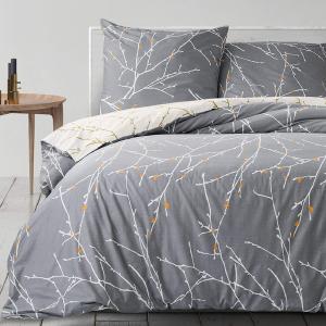 双人床折后€22.09 被罩枕套全都有Bedsure 床品套装折扣 多尺寸 多花色 舒适全棉 性价比超高