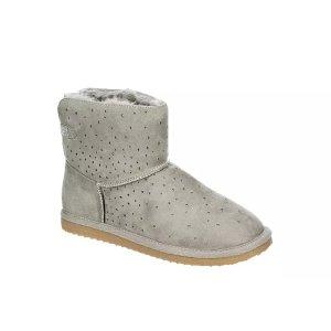 Buy 1 Get 1GREY XAPPEAL Womens Bichon Fur Boot