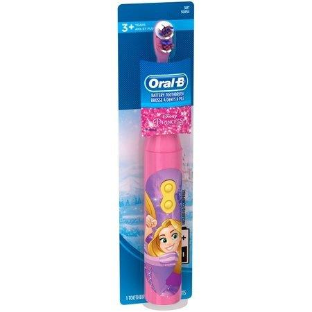 长发公主 儿童电动牙刷
