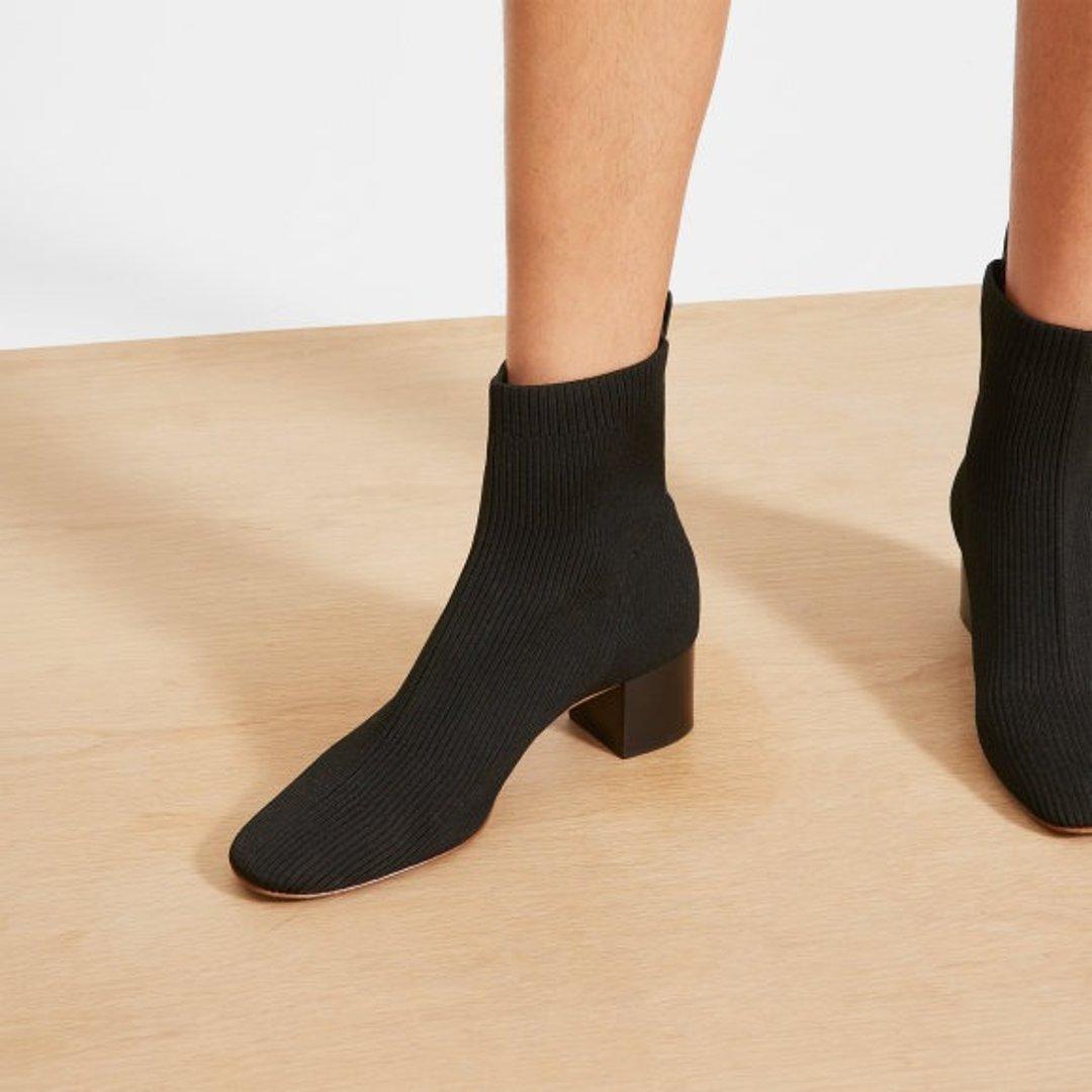The Glove Boot ReKnit百搭黑色