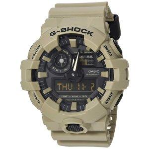 Casio需点击优惠券G-Shock  GA-700UC