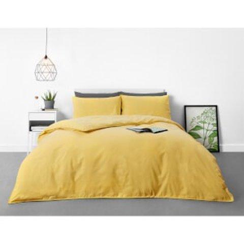 全场5折In Homeware 高品质床上用品半价专场 收高颜值被套、床单
