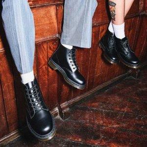 变相4折起!爆款厚底靴£88Dr.Martens 罕见大促 1460、封面款、1461、马衔扣等速速入