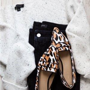全场5折+免邮 上衣$9 凉鞋$20+即将截止:Ann Taylor 女士服装限时闪购 牛仔裤$19