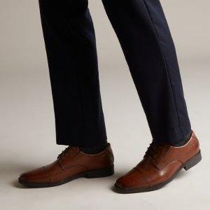 Clarks男士皮鞋