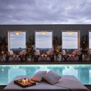 低价 $140 一晚Hotwire.com 感恩节期间好莱坞四星级酒店特惠