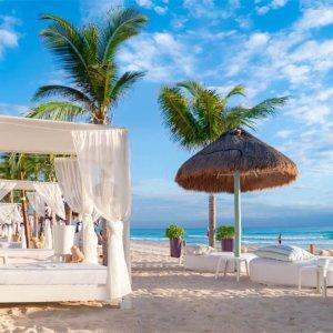 $579起 今年12月全新开业度假村4晚墨西哥坎昆机票+全包度假村套餐 美国多地出发