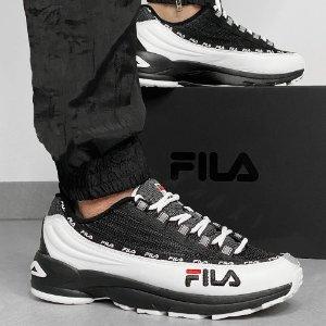 仅€59.99  原价€109.95Fila 鱼骨老爹鞋史低 增高神器  穿上你就是最in的崽