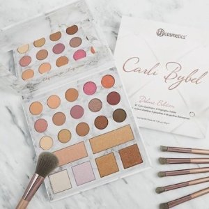 Up to 40% Off+Free Brush SetSitewide @ BHCosmetics