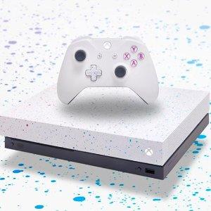 低至6折+额外8.5折Microsoft Xbox One 游戏机、游戏等热卖