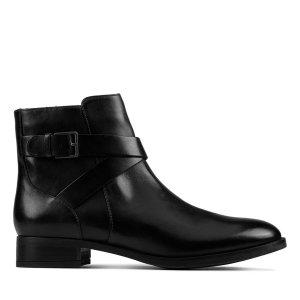 ClarksHamble Buckle短靴
