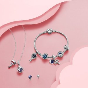 Up to 30% Off + Extra 15% OffEnding Soon: PANDORA Jewelry Last Chance Items
