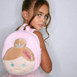 $9.59起 多款可选Gloveleya 软萌儿童书包 可爱动物、娃娃头造型都有