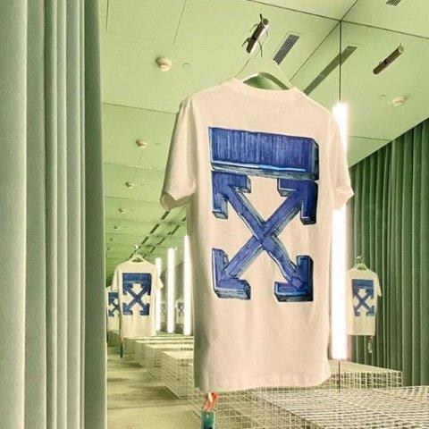 6折!夹子包£333 渔夫帽£114Off-white 超强折扣 收off、Logo、夹子包等大热款式