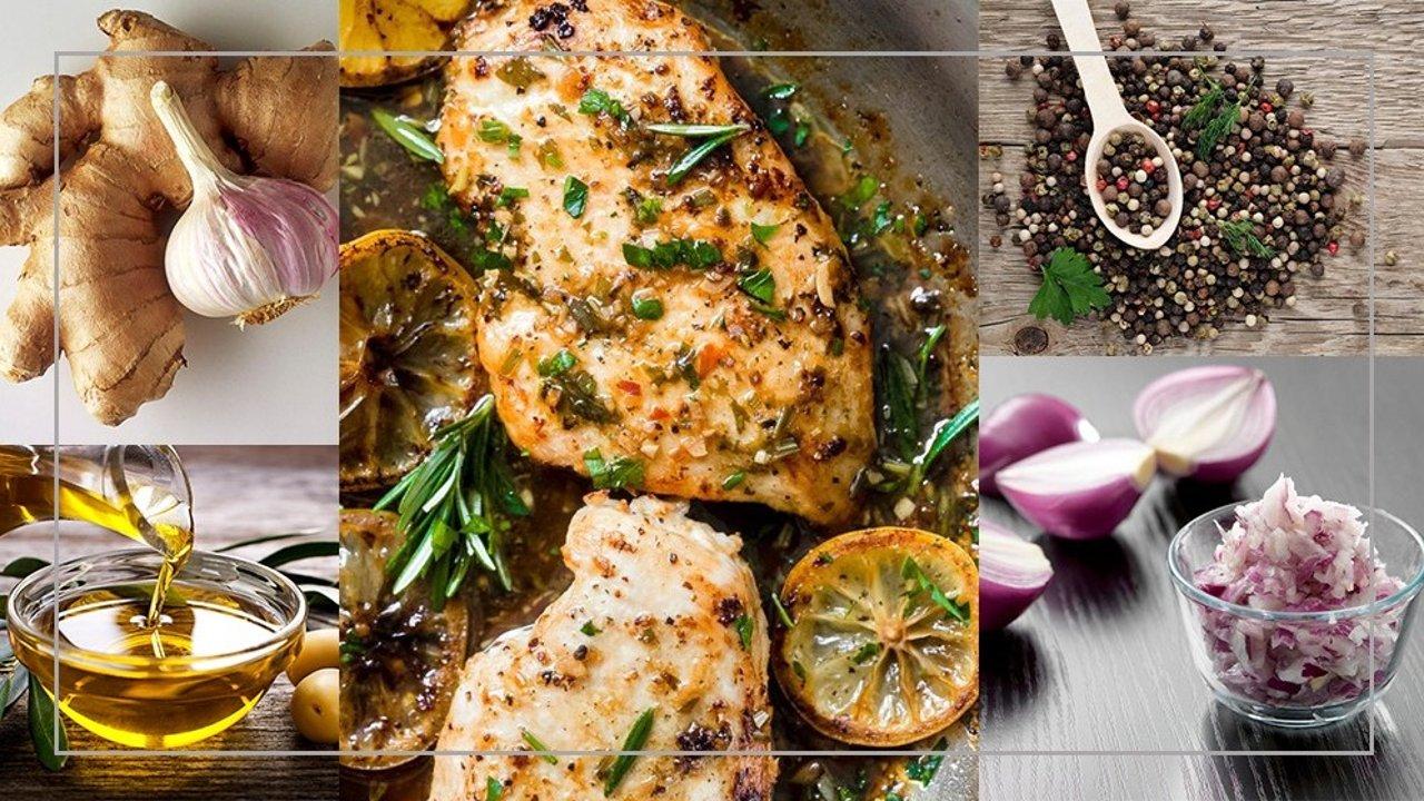 10种鸡胸肉腌制方法 | 减脂期间就这么吃!
