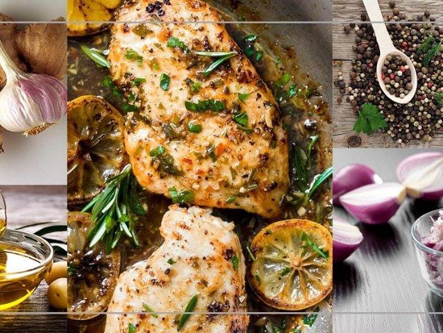 10种鸡胸肉腌制方法 | 减脂期间...