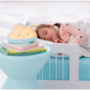 8折 收婴儿助眠灯Skip Hop 动物系列儿童用品热卖 $39收独角兽行李箱
