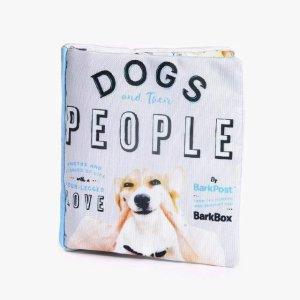 Poolitzer Prize Winner Dog Toy – BarkShop