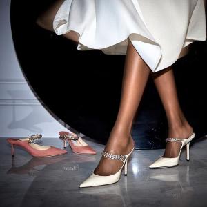 New-InJimmy Choo Shoes @ Selfridges