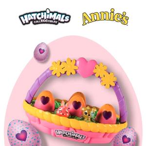3月24日10am-1pmTarget 免费复活节店内活动,送Hatchimals神秘蛋