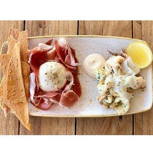 2人套餐$130 (原价$280)悉尼Manta Restaurant 纯正澳式套餐热卖