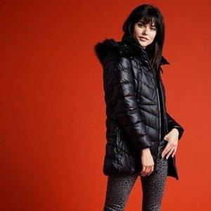 Macys 精选女装外套热卖 冬季保暖最佳