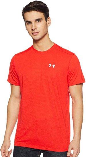 低至$11.77Under Armour 男士运动T恤