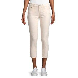 AG Jeans修身牛仔裤