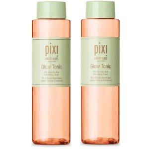 Pixi每罐仅€15!刷酸初体验必备水!去黑头!果酸焕肤水 两件套 (Worth £36.00)