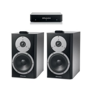 Dynaudio Xeo 4/6 Bookshelf Speakers + wireless Transmitter