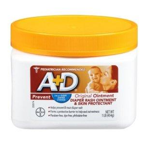 $7.42Amazon A+D Original Ointment Jar, 1 Pound