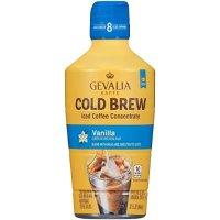 Gevalia Cold Brew 特调浓缩香草咖啡,32oz 大瓶装