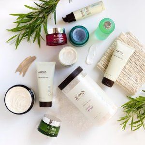 Up To 50% OffSitewide  @ AHAVA