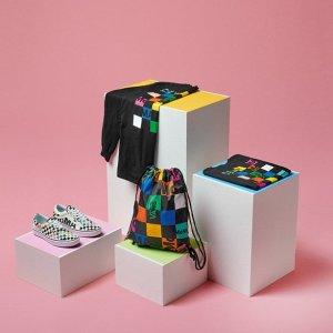 €20起收Vans x MoMA 全新联乘系列登场 多位传奇艺术家的杰作