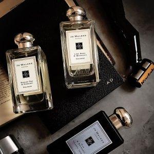 满额送4件好礼最后一天:Jo Malone London官网香水热卖 收蓝风铃 英国梨香水
