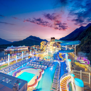 From $199 + Up to $1000 to SpendNorwegian Cruise Lines on Sale Suites All Inclusive