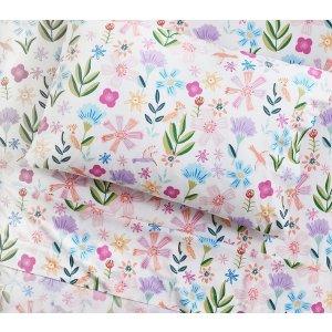 Pottery Barn KidsFree ShippingNaomi Floral Organic Sheet Set & Pillowcases