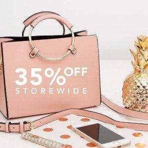 6.5折 入新款Belle & Bloom官网 全场时尚美包热卖