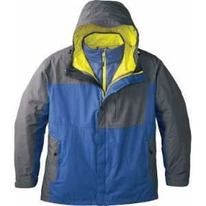 Cabela's Men's Highline 3-in-1 Parka with PrimaLoft