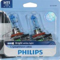 CrystalVision Ultra H11升级灯泡 2只装