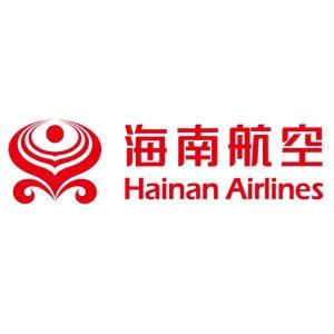 北美往返中国 含税往返$443起海南航空5-6月特价机票