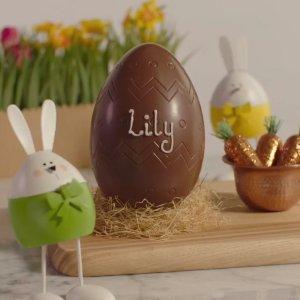 5个£25 2个£12收 大促区£1起收Thorntons 复活节巧克力蛋来啦