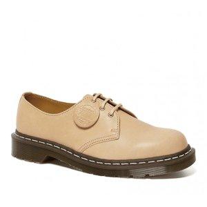 Dr Martens1461 卡其色2孔马丁鞋