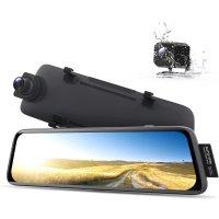 V5 无线后视镜倒车影像系统+行车记录仪