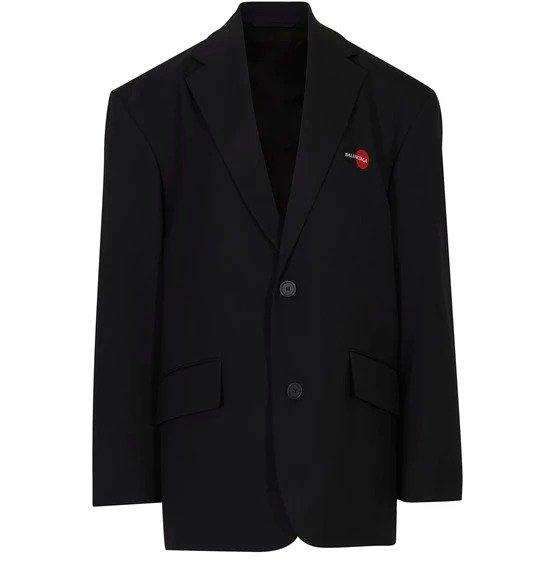 Boxy 西装外套