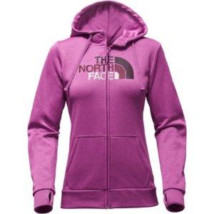 The North Face 拉链卫衣