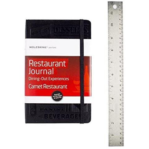 $3.69Moleskine Passion Journal - Restaurant, Large, Hard Cover