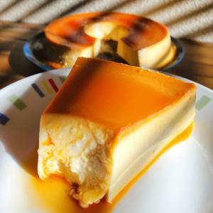 爱甜品的你快来跟着学Flan 西班牙烤布丁 入口嫩滑,甜而不腻,奶香十足