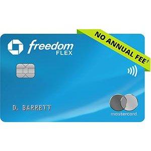 $200 BonusChase Freedom FlexSM